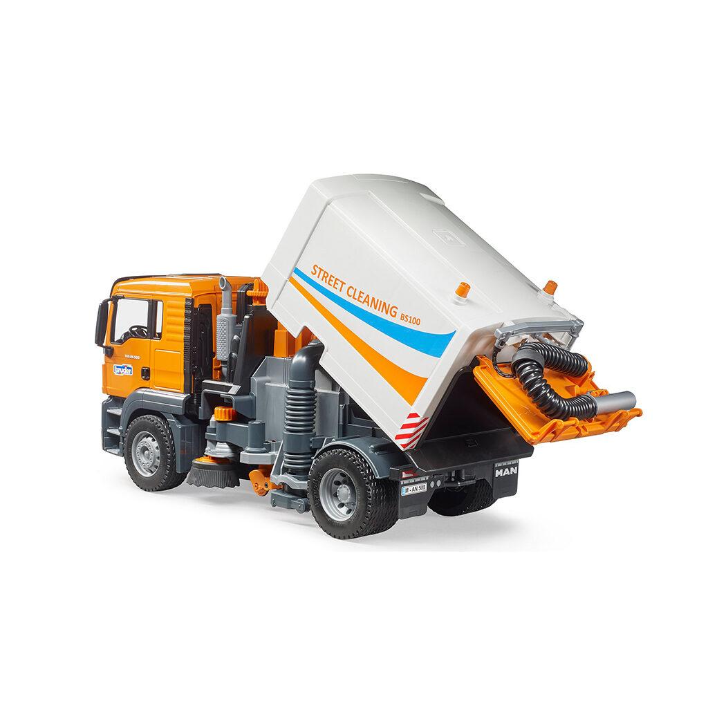 Camión Barredora MAN TGS – Ref. Bruder 3780