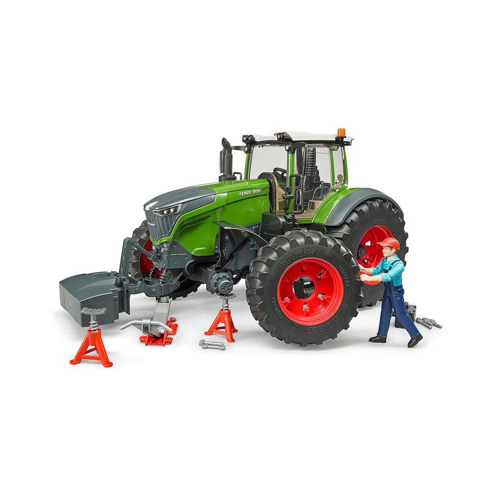 Tractor Fendt 1050 Vario con mecánico – Ref. Bruder 4041 - 1