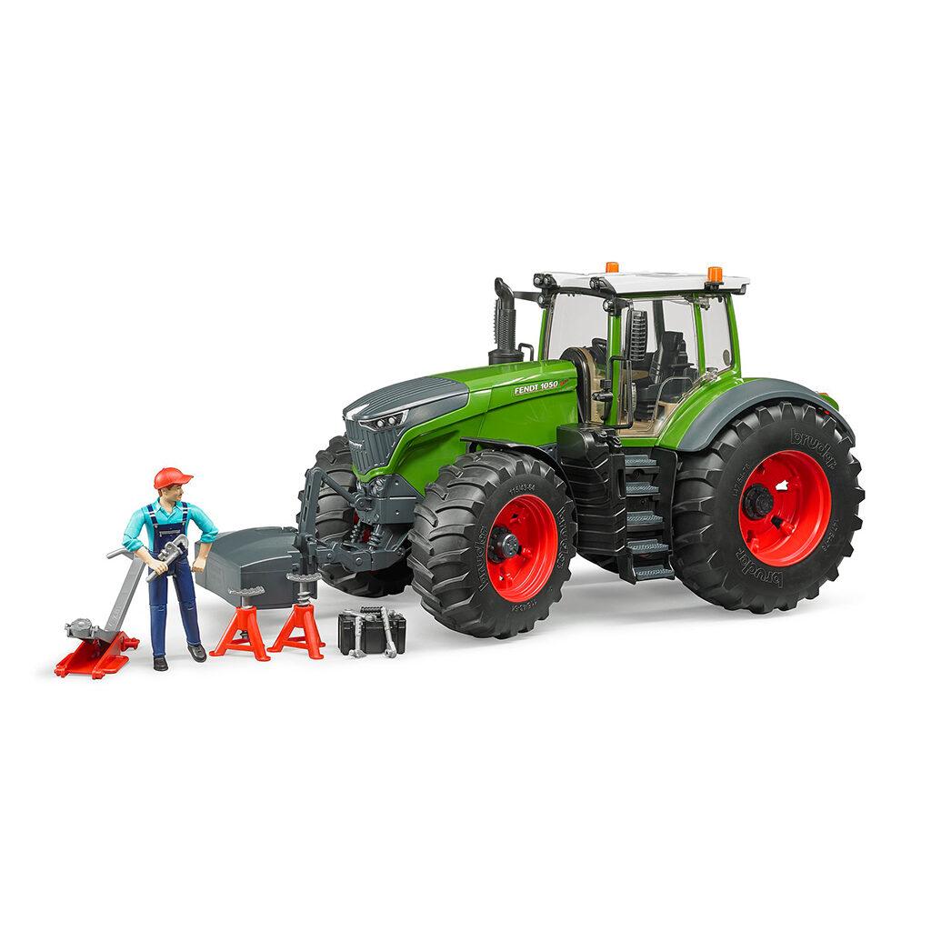 Tractor Fendt 1050 Vario con mecánico – Ref. Bruder 4041