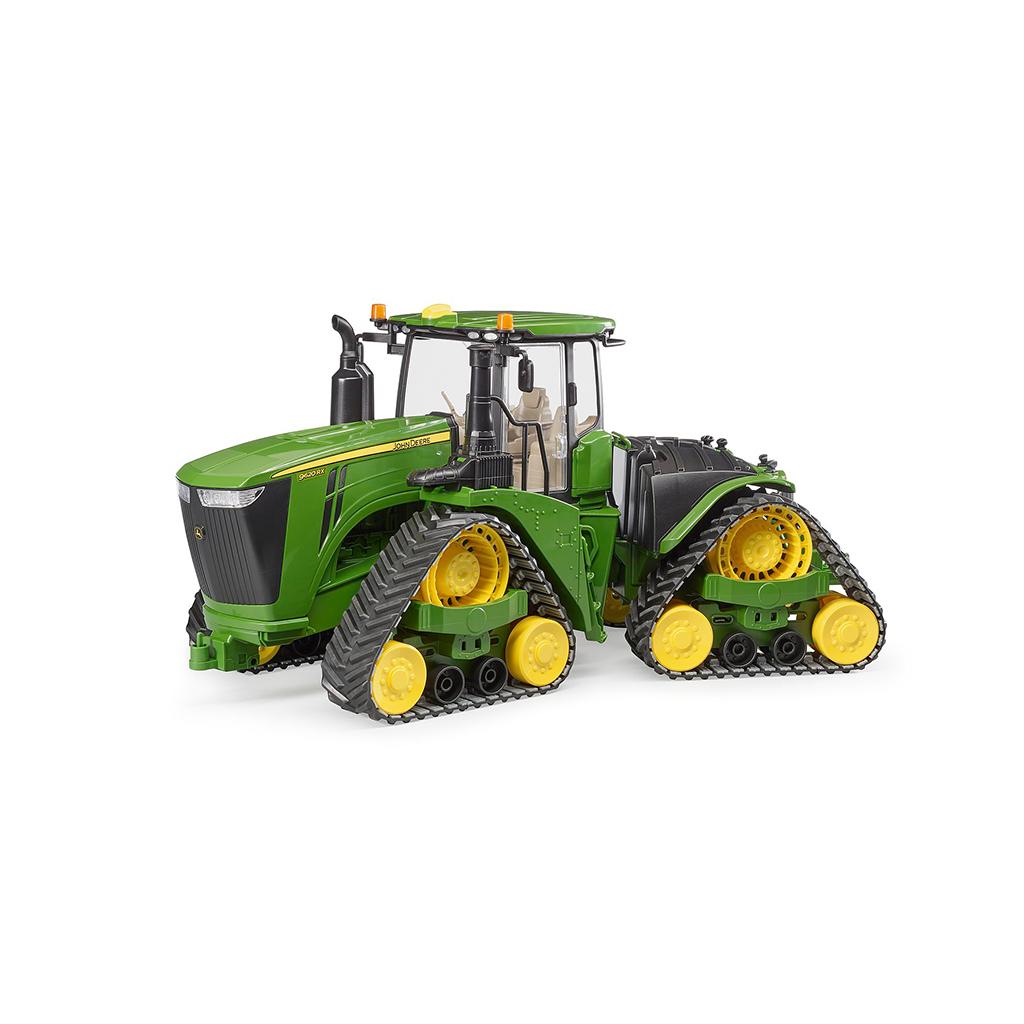 Tractor John Deere 9620RX oruga – Ref. Bruder 4045