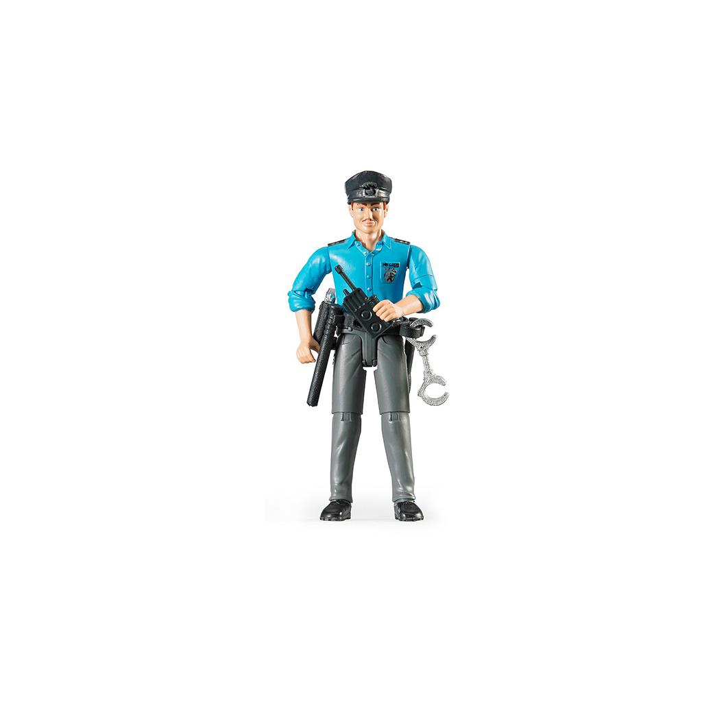 Figura Hombre Policía – Ref. Bruder 60050