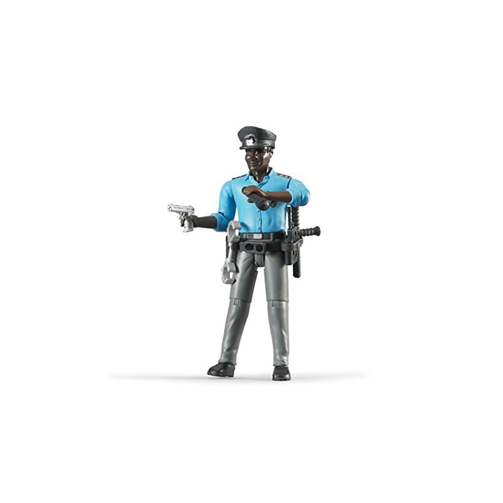 Figura Hombre Policía – Ref. Bruder 60051