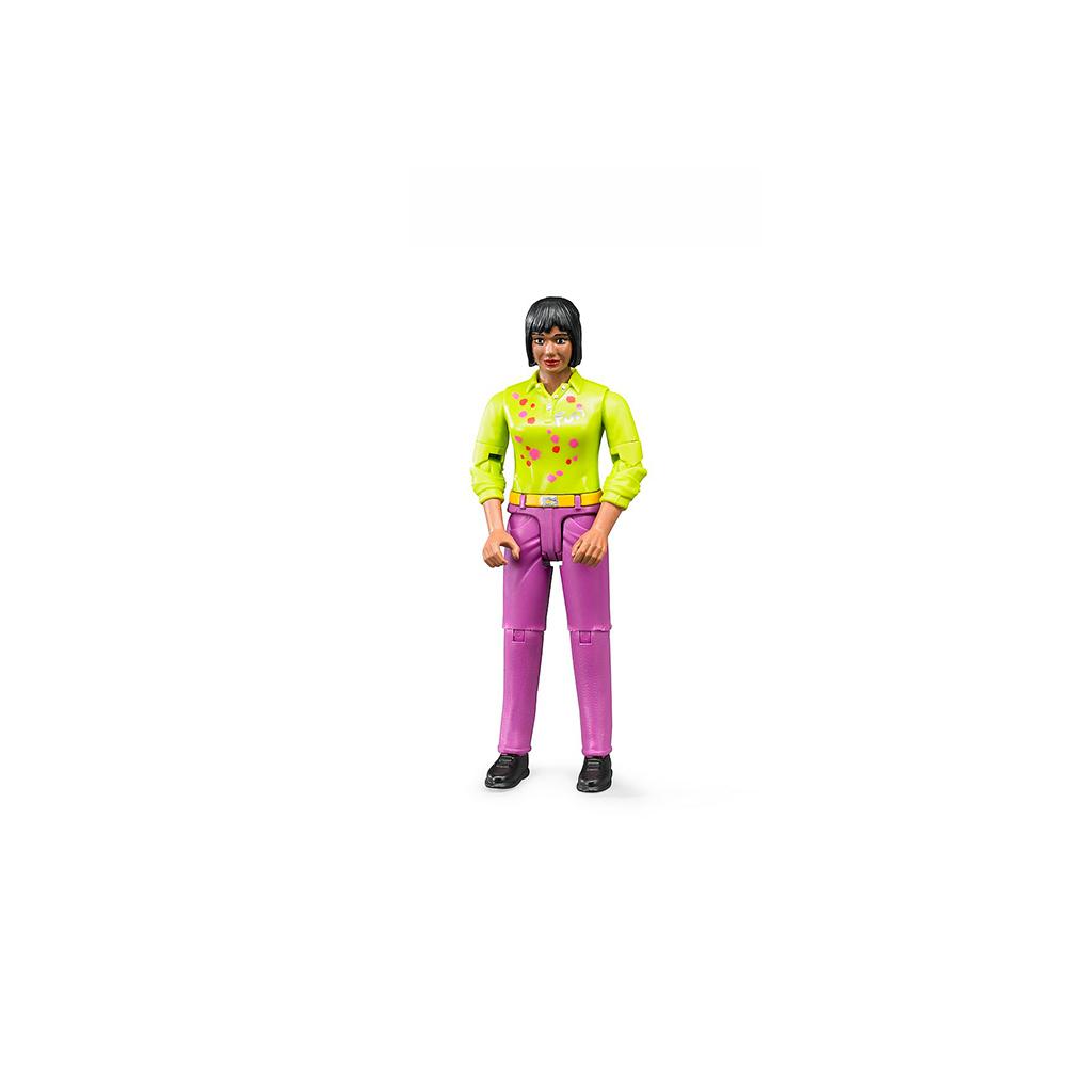 Figura de Mujer – Ref. Bruder 60403