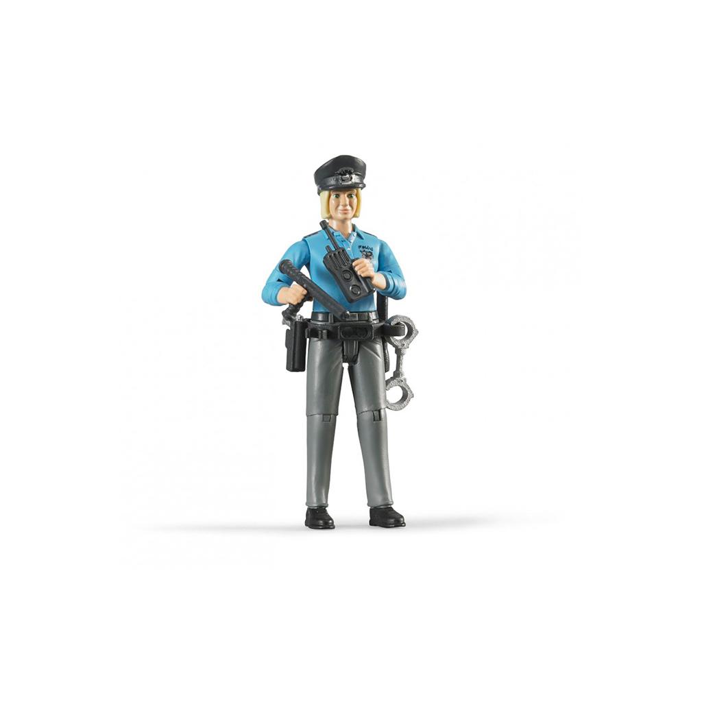 Figura Mujer Policía – Ref. Bruder 60430