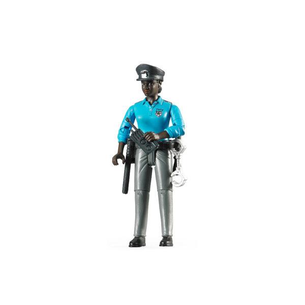 Figura Mujer Policía – Ref. Bruder 60431