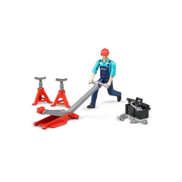 Mecánico y Accesorios – Ref. Bruder 62100