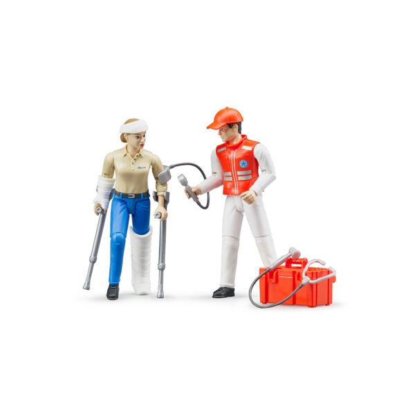 Figuras Asistencia Médica – Ref. Bruder 62710