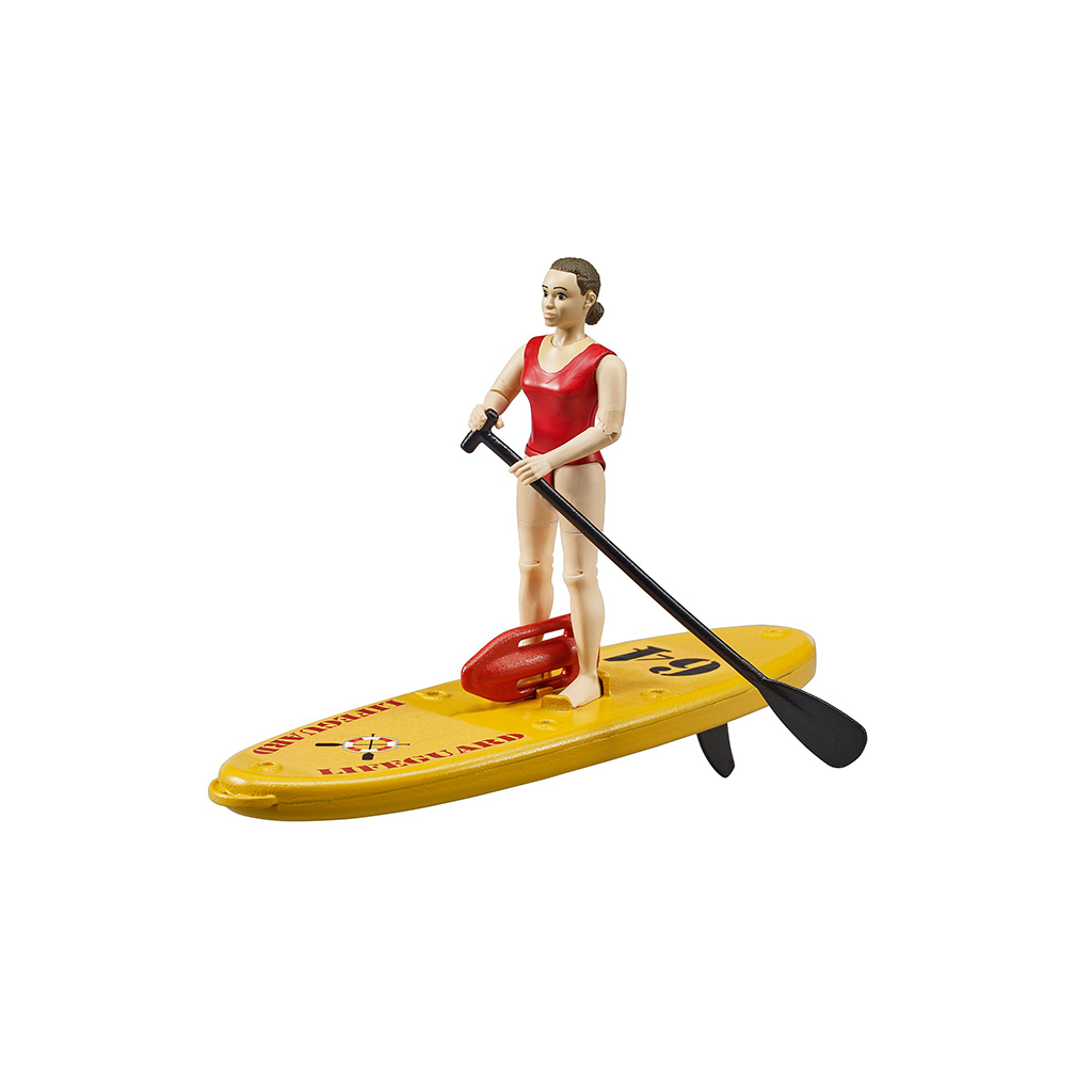 Socorrista Paddle Surf de Salvamento – Ref. 62785 - 1