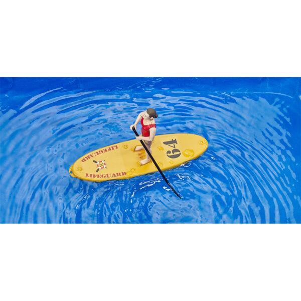 Socorrista Paddle Surf de Salvamento – Ref. 62785