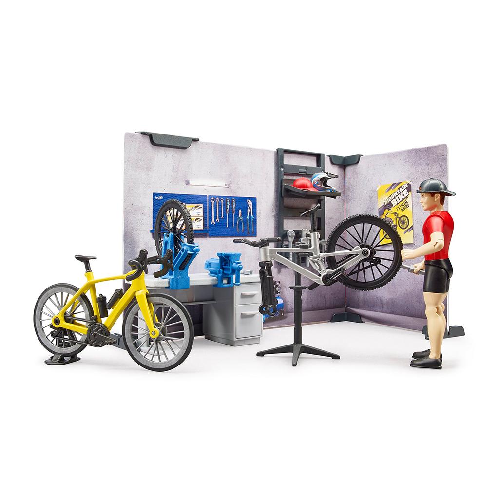 Tienda-Taller de Bicicletas Bruder Bworld – Ref. 63120 - 1
