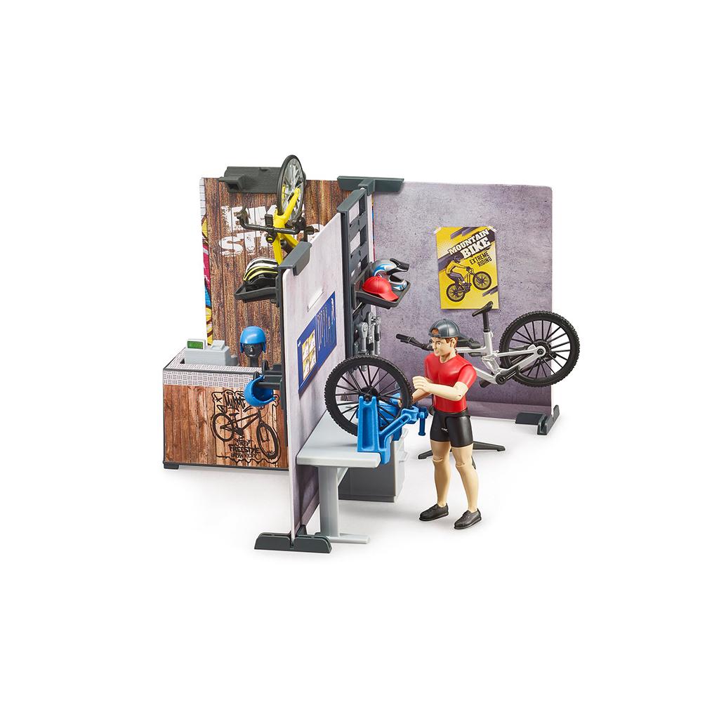 Tienda-Taller de Bicicletas Bruder Bworld – Ref. 63120 - 2