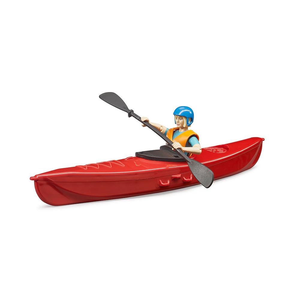 Deportista con Kayak Bruder BWorld – Ref. 63155