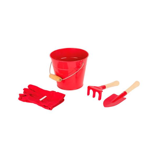 herramientas-para-jardin-cubo-guantes