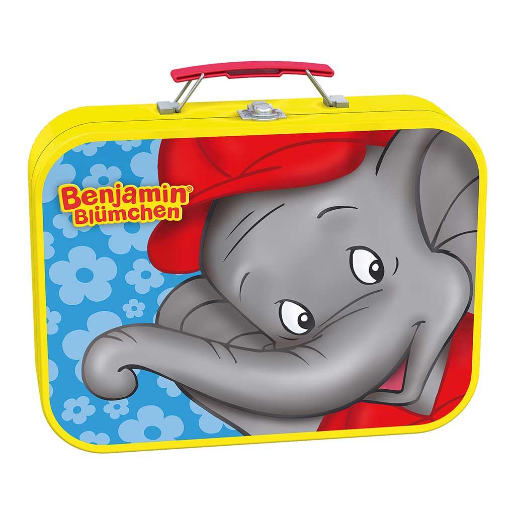 Maletín Multi Puzzle Benjamin El Elefante - 1
