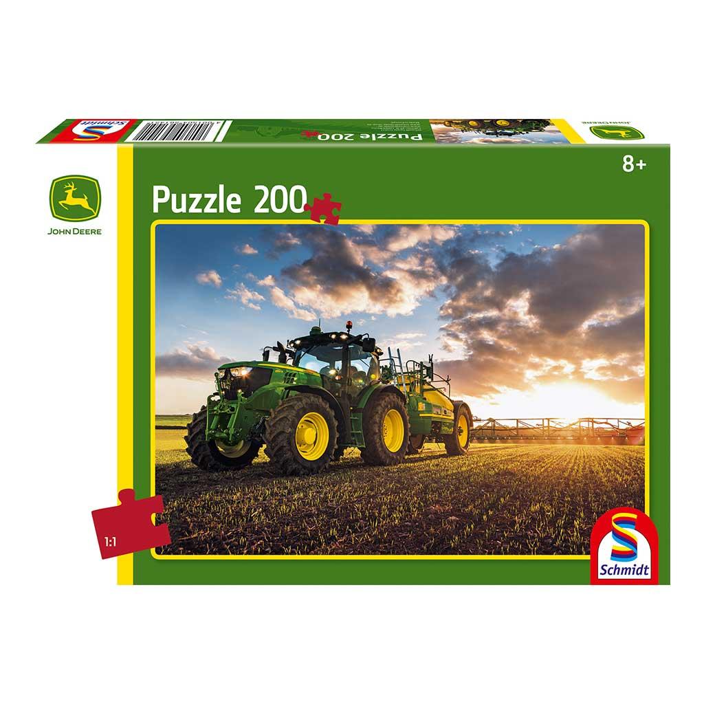 Puzzle Tractor John Deere 6150R