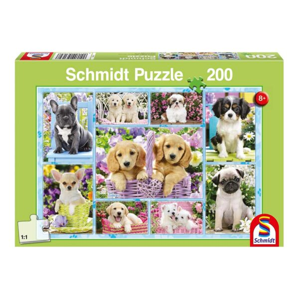 Puzzle de Mascotas