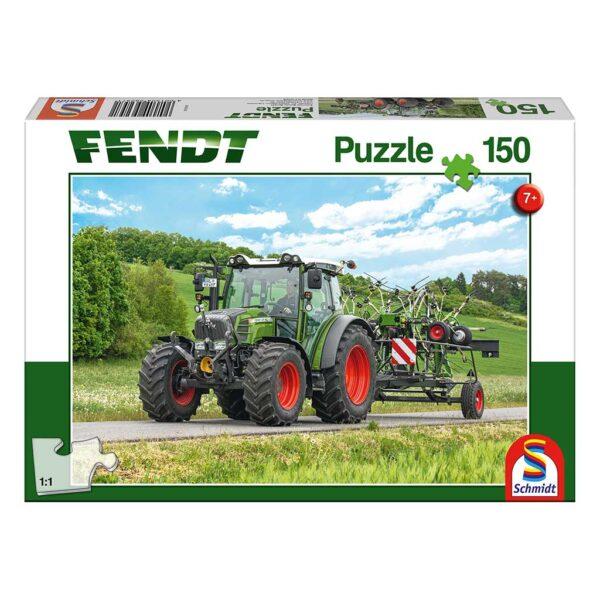 Puzzle Tractor Fendt 211 Vario