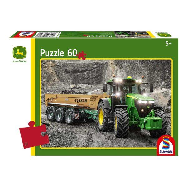Puzzle de Tractor John Deere 7310R