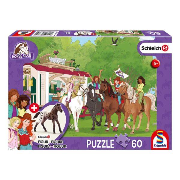 Puzzle Schleich Horse Club