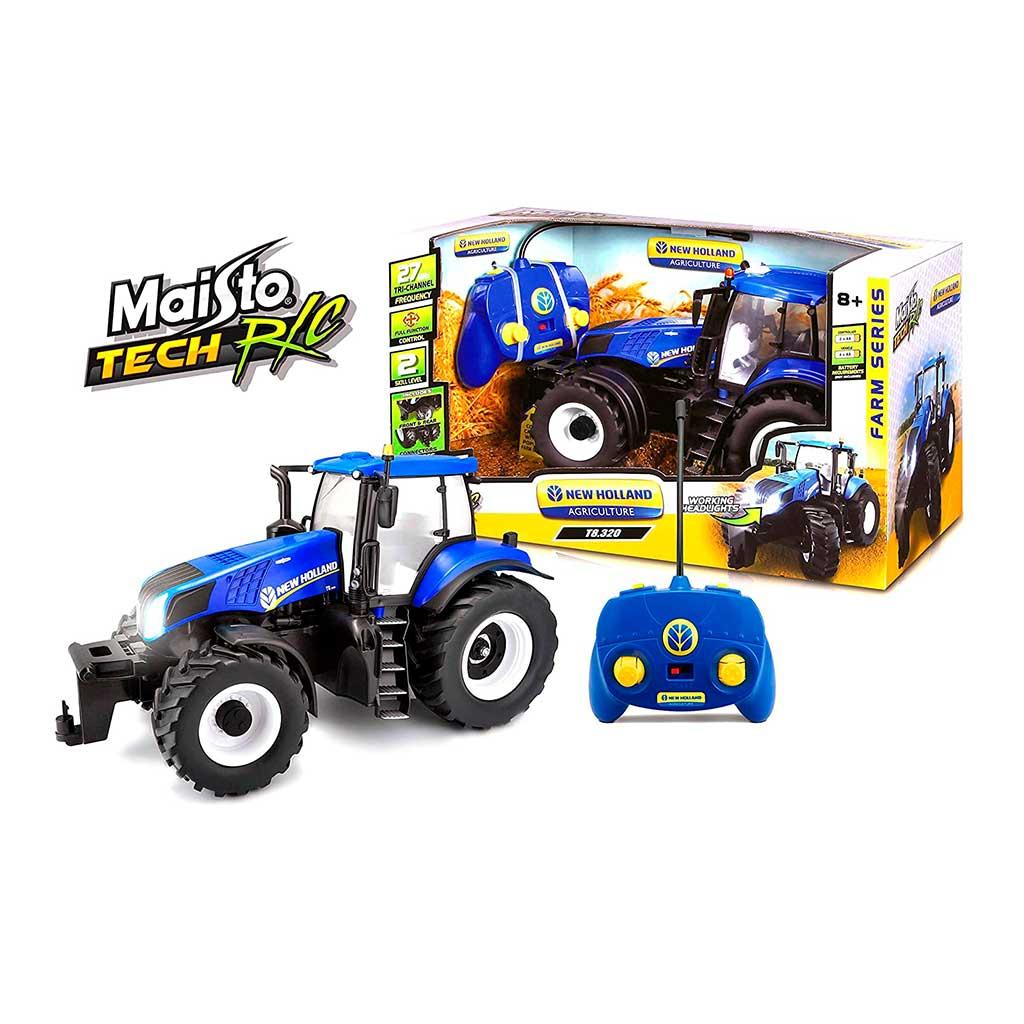 Tractor Radio Control New Holland