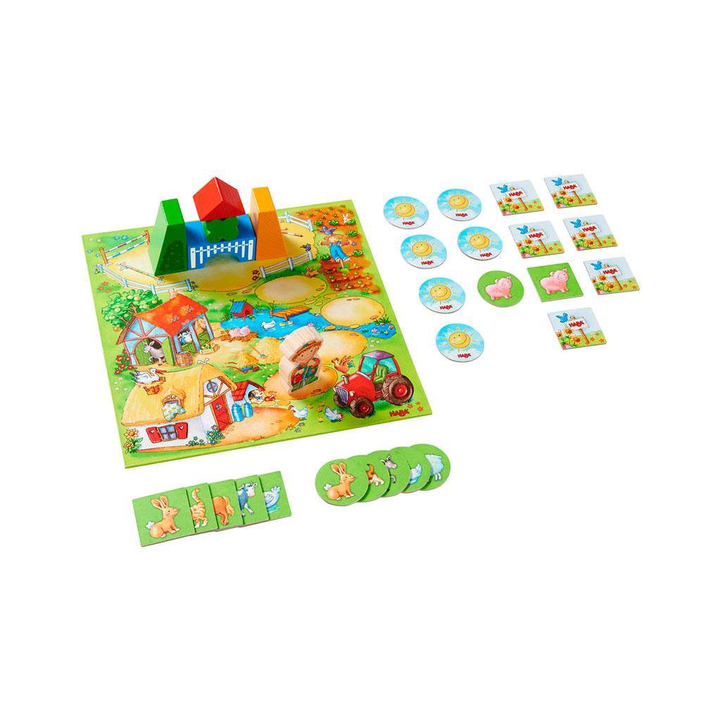 Mis primeros juegos – Colección de juegos La Granja - 3