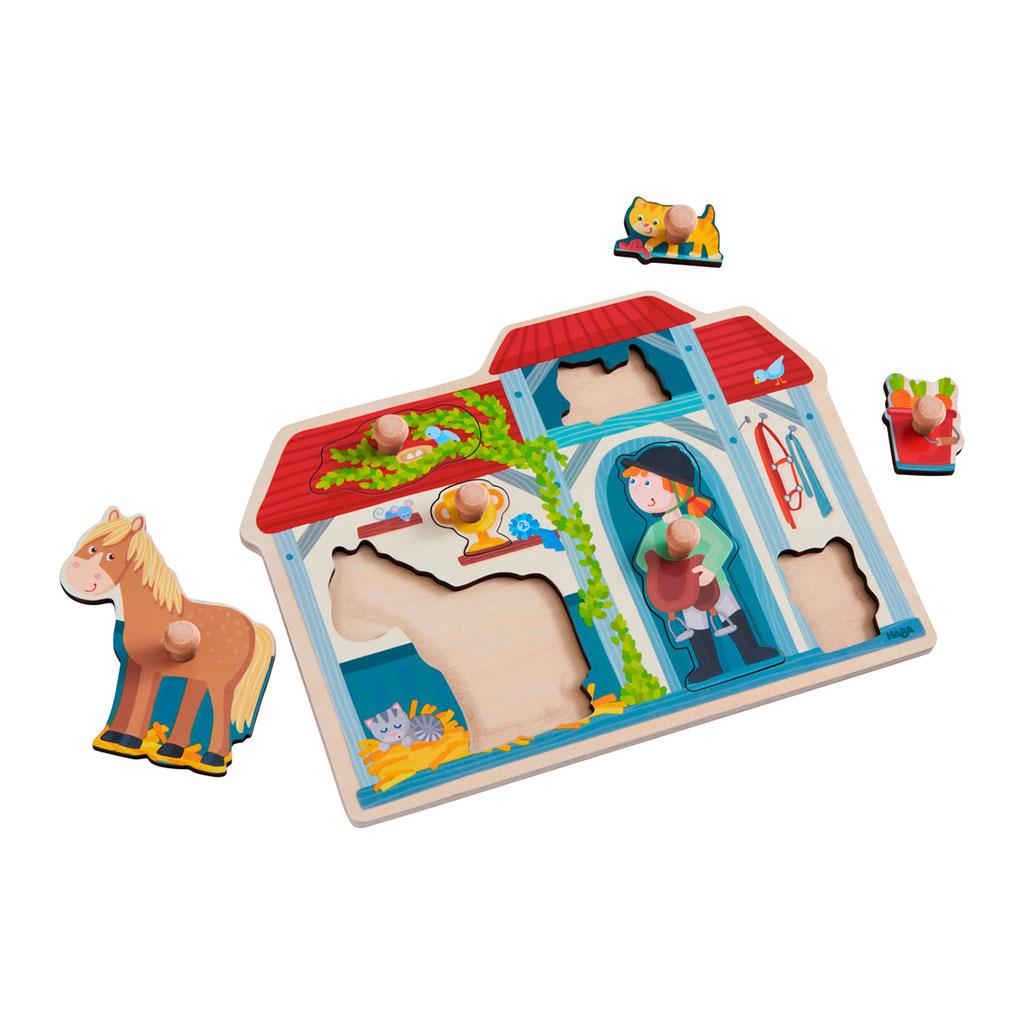 Puzzle Infantil La Cuadra - 1