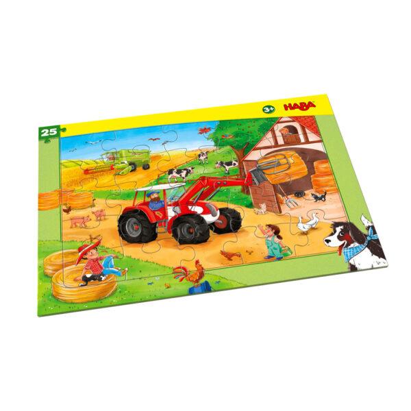 Puzzle en Marco Maquinaria Agrícola