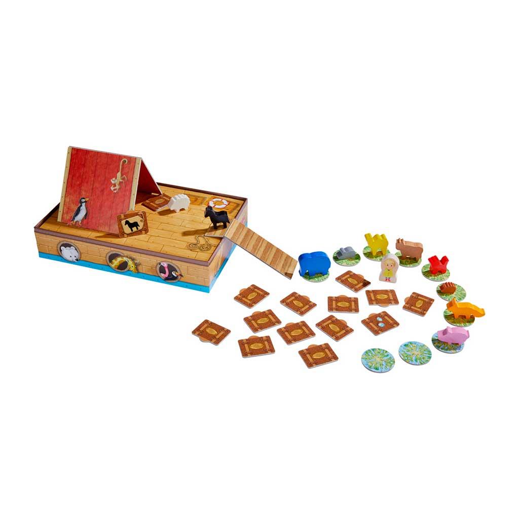 Juego de Mesa ¡Todos al arca! - 1