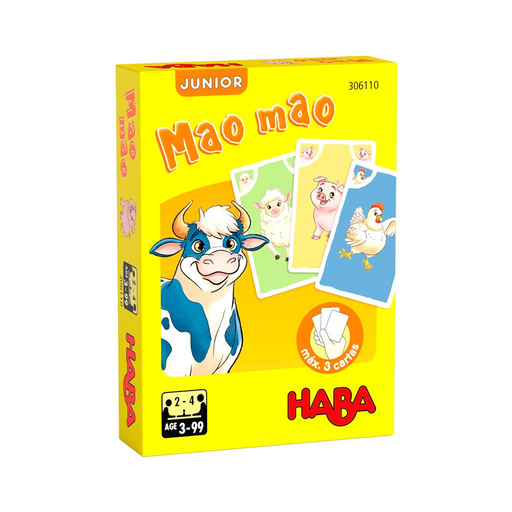 Juego de Mesa Mau Mau Junior