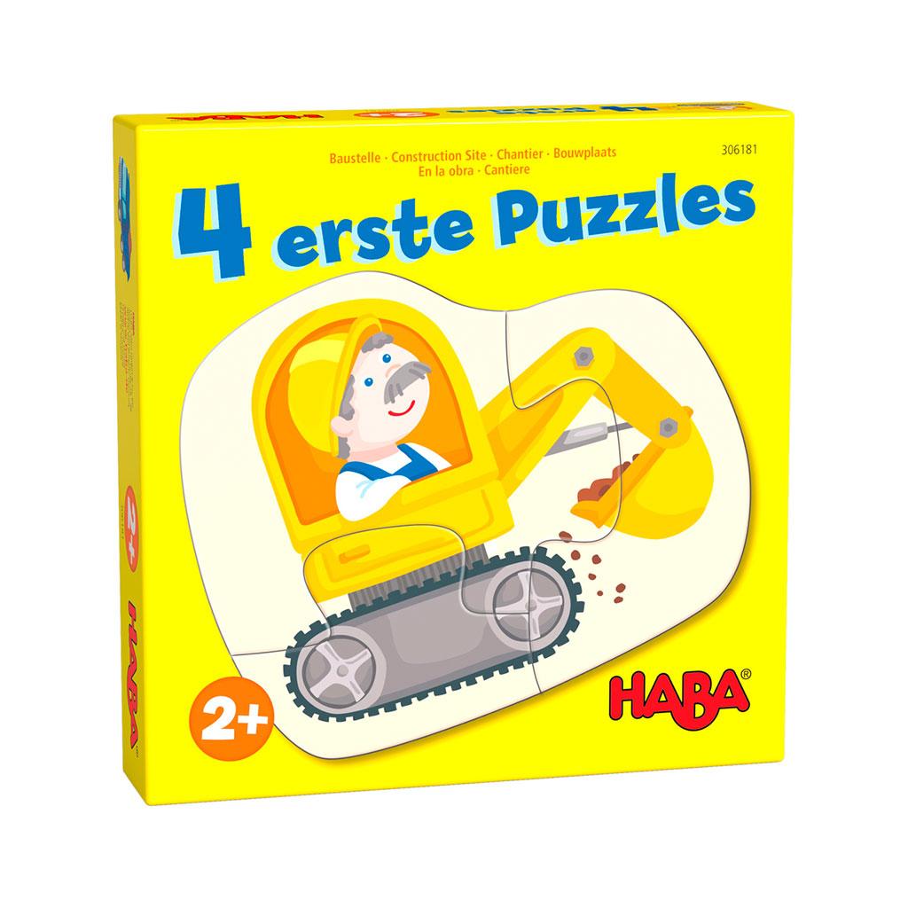 Mis Cuatro Primeros Puzzles En la Obra