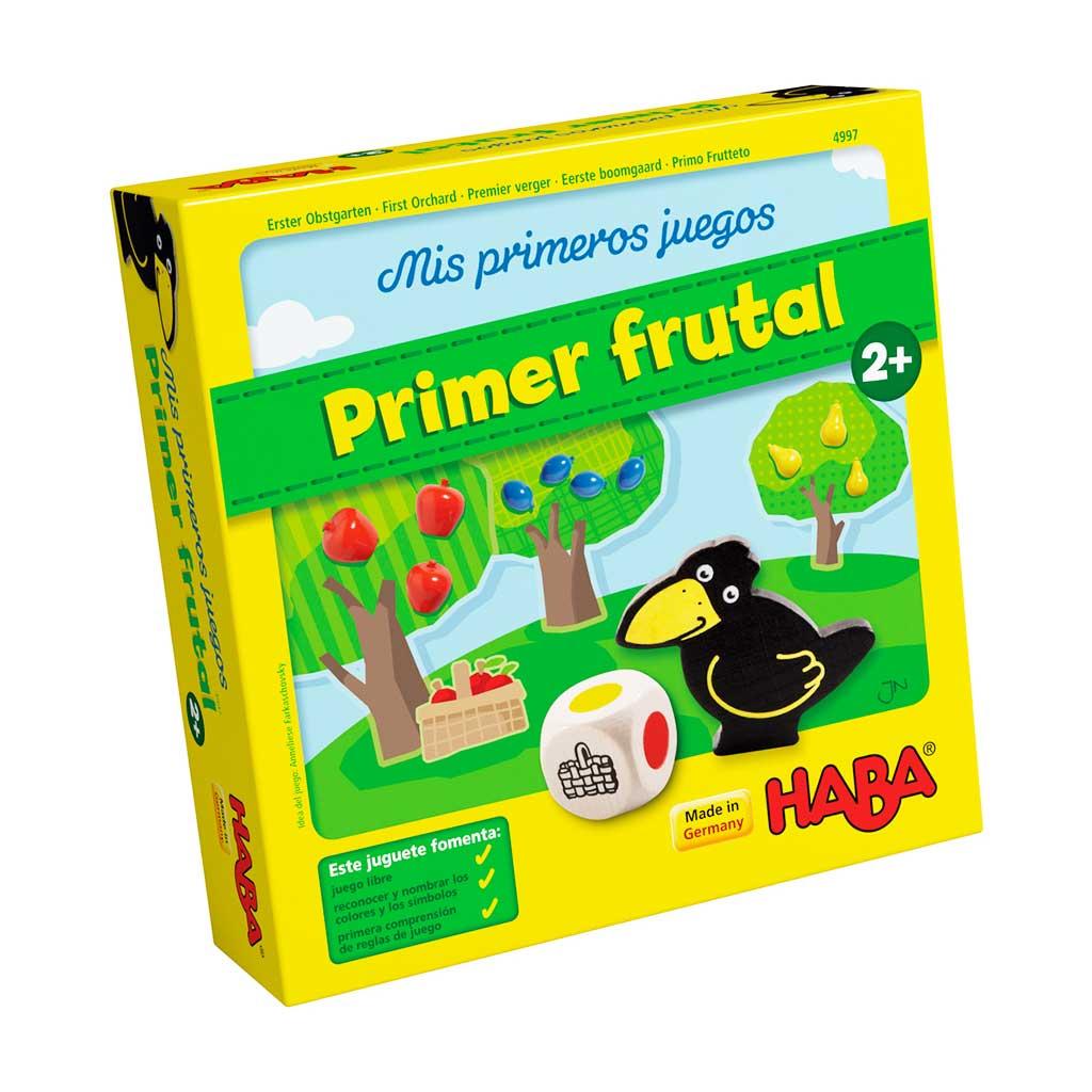 Mis primeros juegos – Mi Frutal