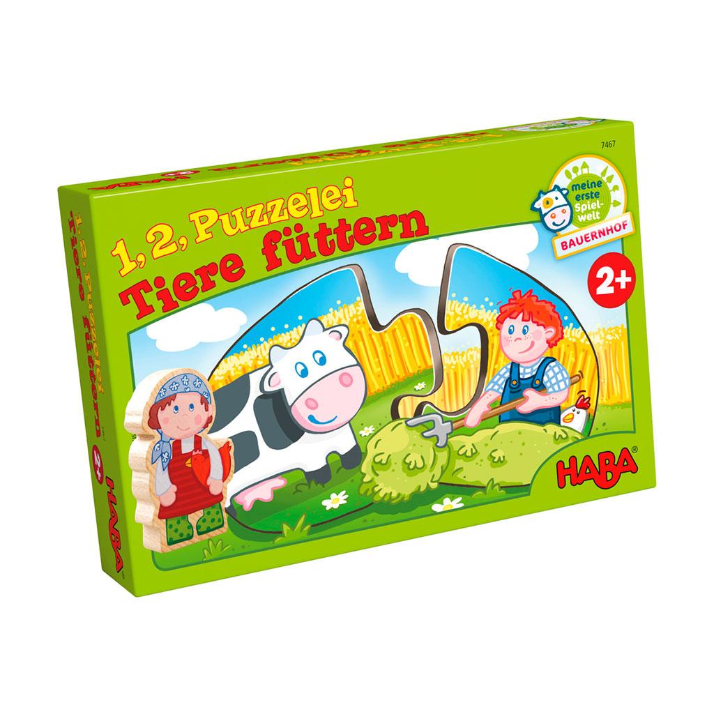 Puzzles ¿Qué comen los animales?