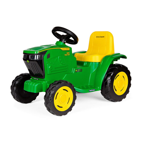 mini tractor john deere peg perego 6v