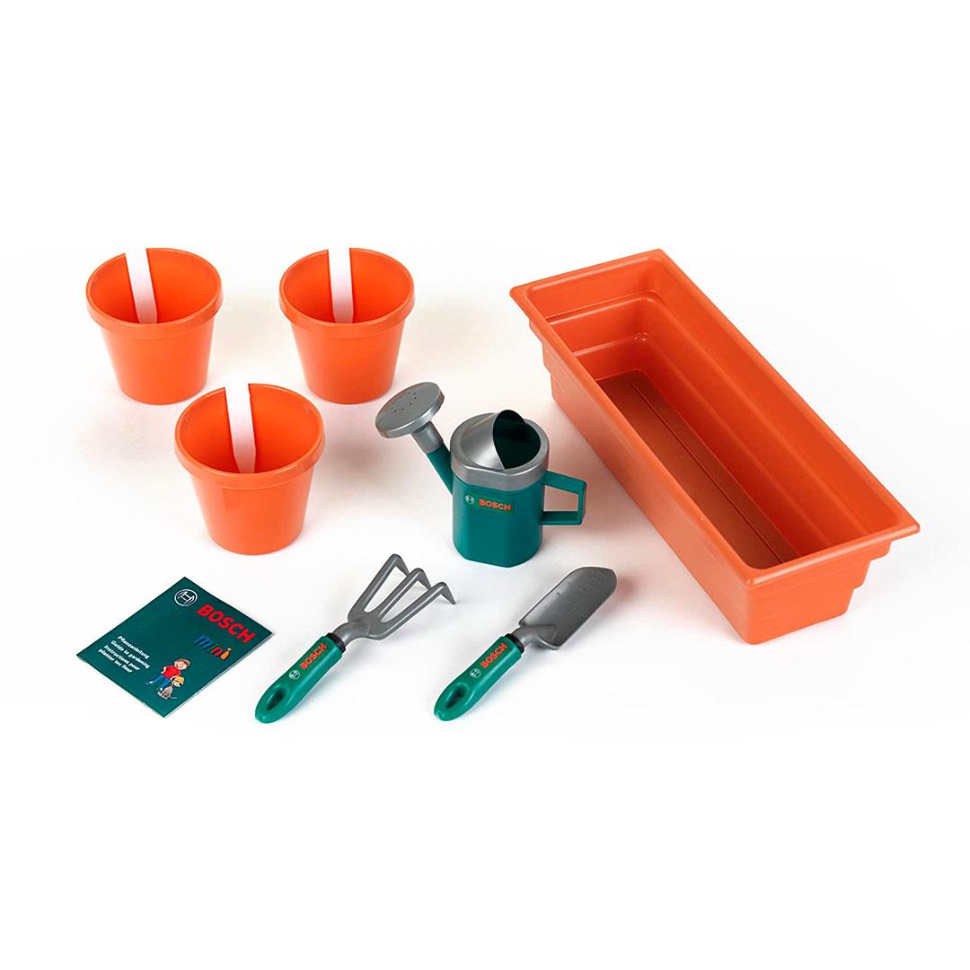 Set de Siembra Infantil Bosch Pro