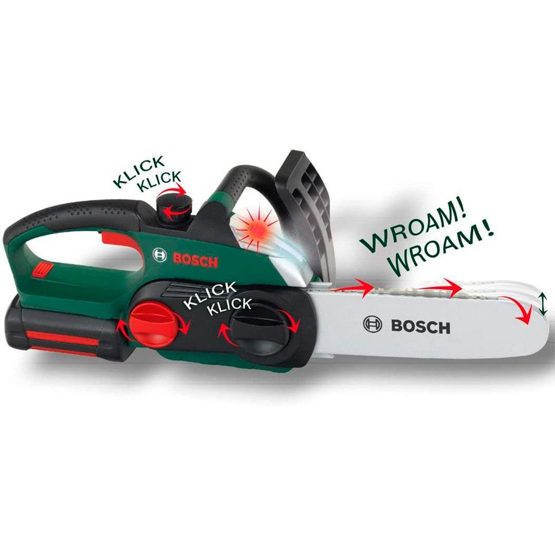 Motosierra de Juguete Bosch - 3