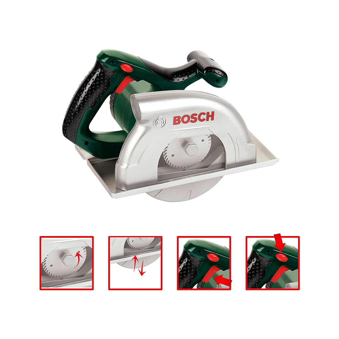 Sierra Circular de Juguete Bosch - 2