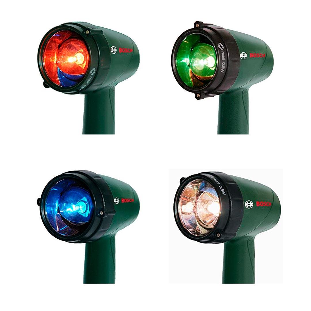 Linterna a Batería Bosch - 3