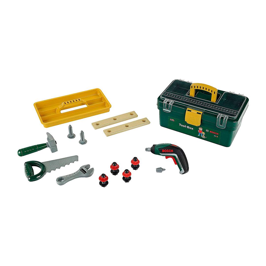 Caja de Herramientas de Juguete con Herramientas Bosch - 1