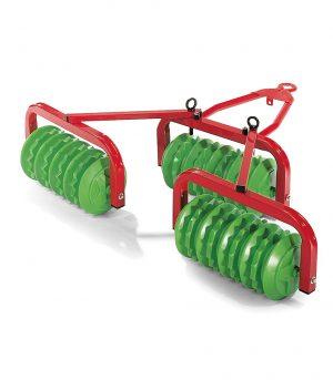Vertedera para Tractor de Pedales